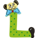 Image de kleine beren letter L