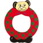 Image de kleine beren letter O