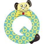 Image de kleine beren letter Q