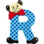 Image de kleine beren letter R