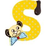 Picture of kleine beren letter S