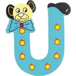 Image de kleine beren letter U