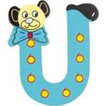 Picture of kleine beren letter U