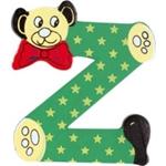 Image de kleine beren letter Z