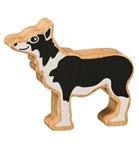 Image de Hond zwart-wit