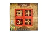 Afbeeldingen van houten puzzels collection extreme
