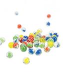 Afbeeldingen van Knikkerbaan knikkers Marble Racers 50 stuks
