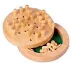 Picture of Reis solitair 12 cm met houten pinnetjes