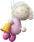 Picture of Engeltje Clara roze met bel