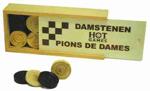Picture of Damstenen palmhout 32 mm in houten kist