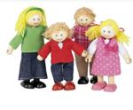 Afbeeldingen van Poppenhuisfamilie gezin