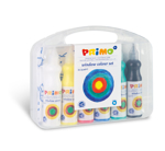 Picture of Primo Raamverf in fles 6x 75ml  + accessoires