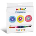 Afbeeldingen van Primo Minabella kleurpotloden 3,8mm in doos