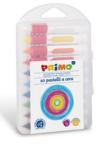Afbeeldingen van Primo Waskrijtjes rond 10 kleuren