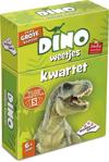 Afbeeldingen van Een weetjes kwartet Dino's 6+