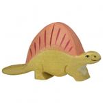 Afbeeldingen van Dimetrodon dino Holztiger