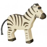 Picture of Zebra Holztiger
