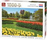 Afbeeldingen van Puzzel 1000 stukjes Keukenhof King