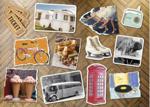 Afbeeldingen van Puzzel samen Dagelijkse dingen 12 stuks