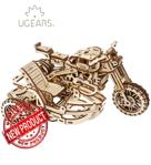 Picture of 3d Motorfiets met zijspan