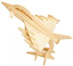 Afbeeldingen van 3d puzzel straaljager