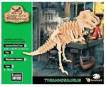Afbeeldingen van 3d puzzel T-rex Dinosaurus