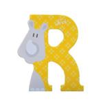 Image de Sevi dierenletter nieuw (R) neushoon