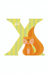 Image de Sevi dierenletter nieuw (X) Xdier
