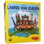 Afbeeldingen van Landen van Europa kennisspel  8+ HABA