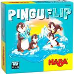 Afbeeldingen van Pinguflip Wedloopspel 5+ HABA