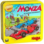 Afbeeldingen van Monza De razende kleurenrace  5+ HABA
