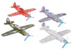 Afbeeldingen van Bouwpakket 6 Vliegtuigen Tiger Tribe