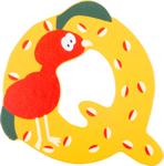 Image de Houten dieren letter Q