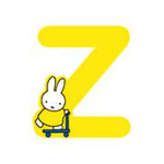 Picture of Nijntje alfabet letter Z - 8cm