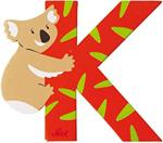 Picture of Sevi dierenletter (K ) Koala