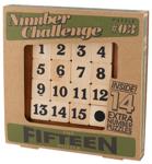 """Picture of Cijferwedstrijd """"The Fifteen"""" Professor puzzle"""