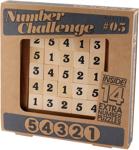 """Picture of Cijferwedstrijd """"54321"""" Professor puzzle"""