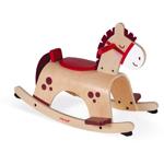 Picture of Houten hobbelpaard Pony Janod