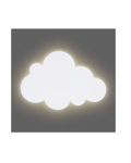 Picture of Wandlamp Wolk wit Led Jollein