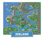 Afbeeldingen van Speelkleed Zeeland 130 x 160 cm