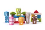 Picture of Bouwblokken 26 stuks Figuren Woody
