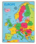 Afbeeldingen van Houten puzzel van Europa Bigjigs