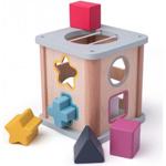 Picture of Houten FSC vormenstoof luxe 8 verschillende vormen Bigjigs