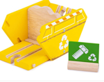 Picture of Treingebouw Recycling container Bigjigs