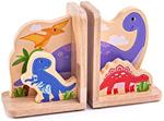 Afbeeldingen van Boekensteunen Dinosauriers Dino