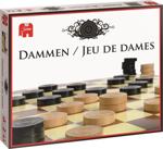 Afbeeldingen van Dammen met kartonnen bord