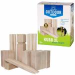 Afbeeldingen van Kubb werpspel XL Official koning 30 x 7 x 7 cm -Outdoor play
